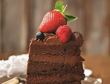 The best chocolate cake ever?