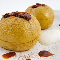 Spiced Baked Apples