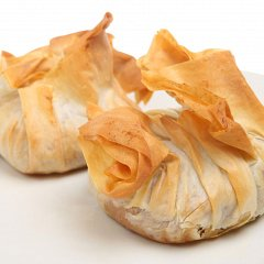 Mince Pie Parcels